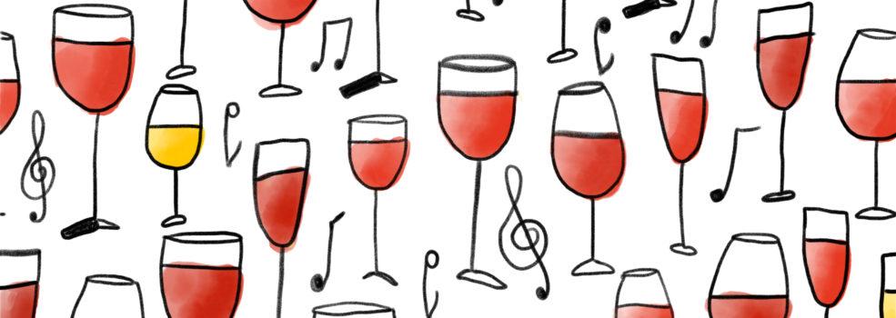 Paccot La Colombe vin en musique 2019