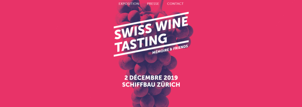 swiss wine tasting 2019
