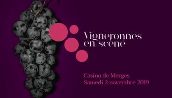 2019 vigneronnes en scene morges