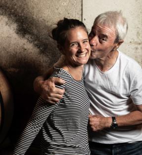 Hans-Peter Siffert Domaine La Colombe Raymond und Laura Paccot