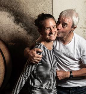 Hans-Peter Siffert - Domaine La Colombe Raymond und Laura Paccot