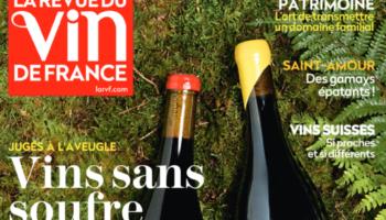 la revue du vin de france 10.2021